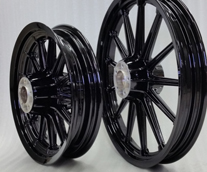 Protech Powder Coating, Norfolk, Alloy Wheels Powder Coated
