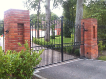 Protech Powder Coating, Norfolk, Gates