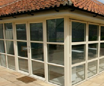 Protech Powder Coated Orangery, Norfolk