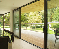 Protech Powder Coating, Norfolk, Aluminium Patio Doors