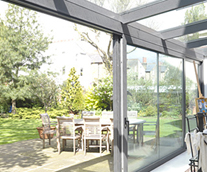 Protech Powder Coated Aluminium Patio Doors