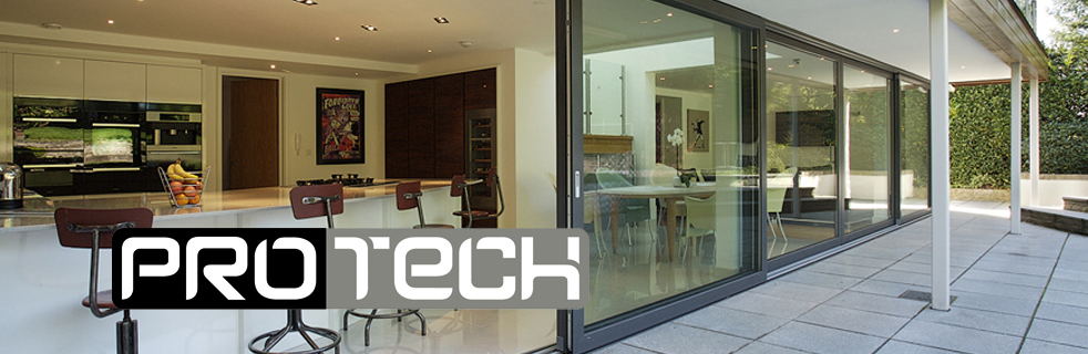 Powder Coated Patio Doors by Protech Powder Coaters, Norfolk