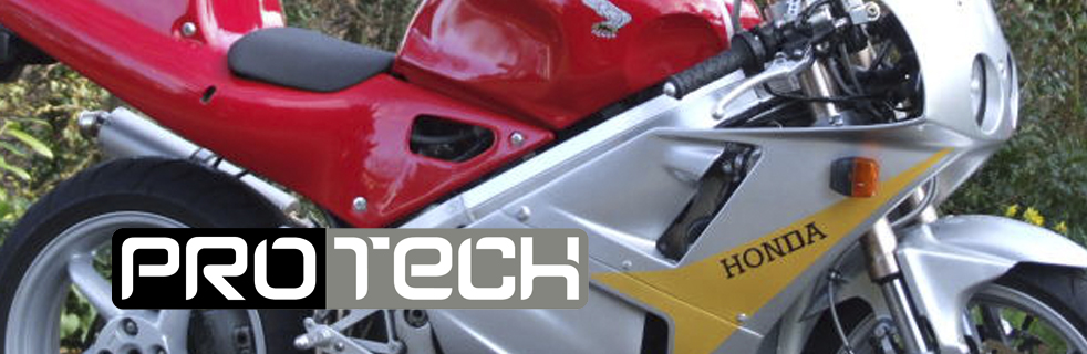 Powder Coated Motor Cycle Parts and Chassis by Protech Powder Coaters, Norfolk