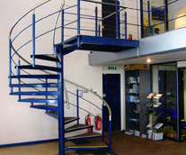 Protech Powder Coating, Norfolk, Stairways